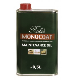 RUBIO - Maintenance oil - 0,5 l